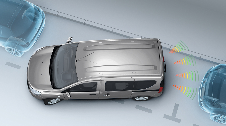 Radar Parking Posteriore con camera