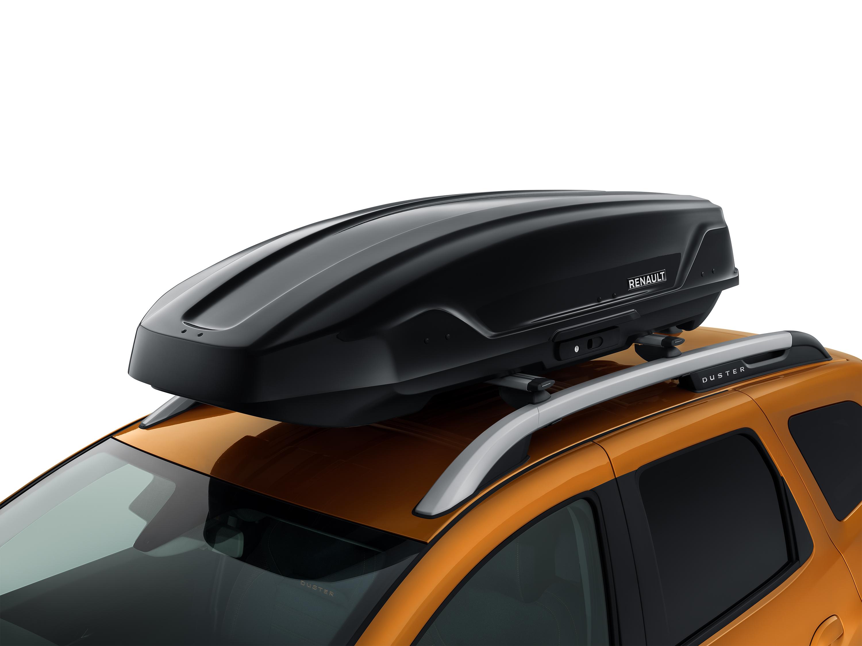 Алюминиевые направляющие багажника на крыше — на продольных направляющих