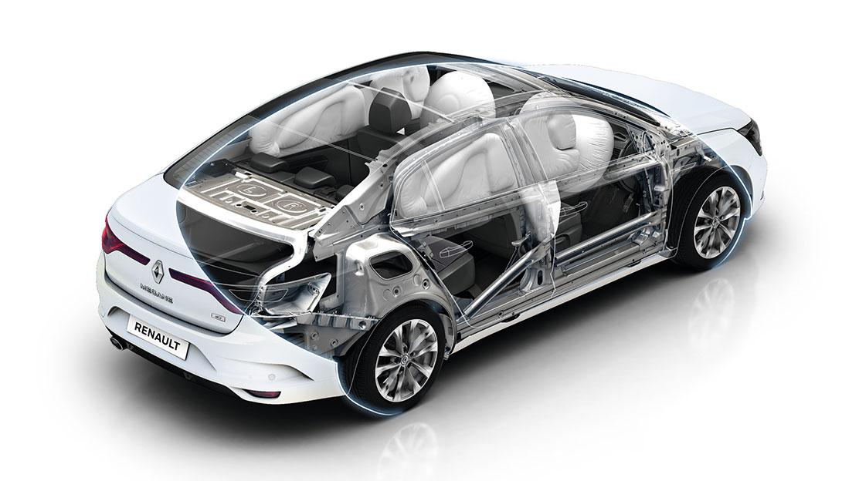 Airbags frontaux (conducteur et passager)