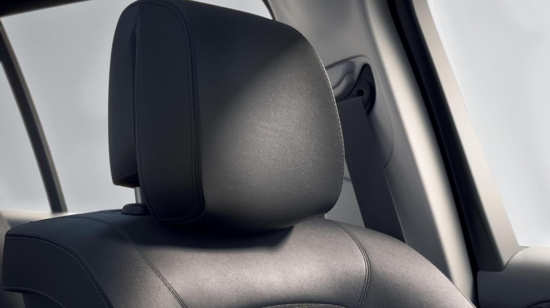 Seitenairbags vorne sowie Window-Airbags für 1. und 2. Sitzreihe