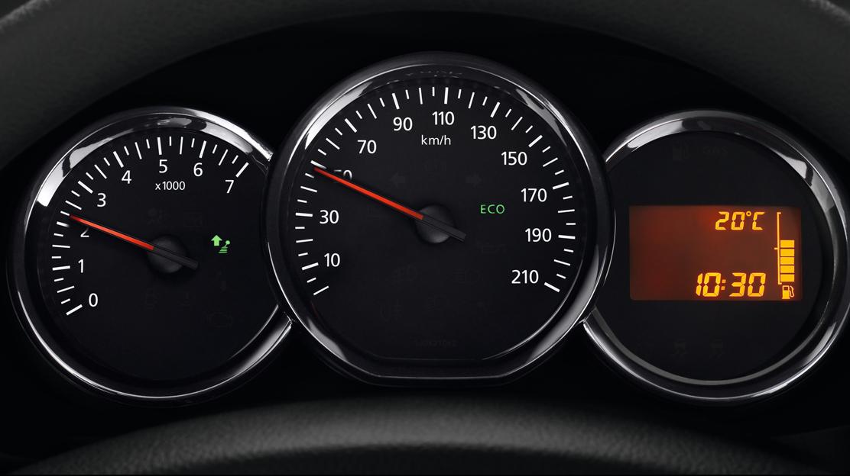 Indicateur de changement de vitesse