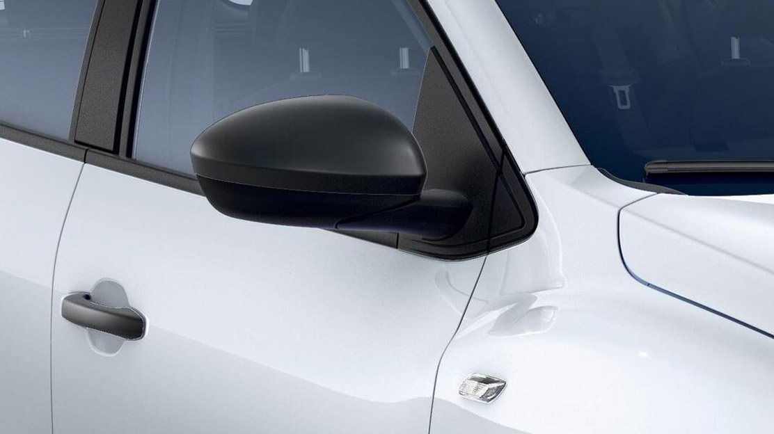 Electric Adjusting and Defrosting Side Mirrors