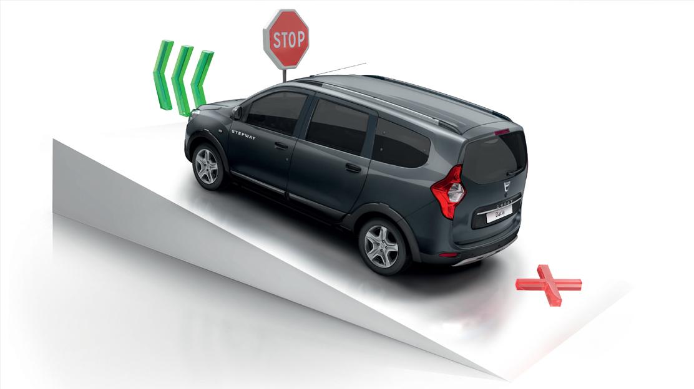Système de contrôle de trajectoire (ESC) et aide au démarrage en côte