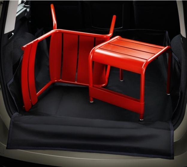 Protecție modulară pentru portbagaj