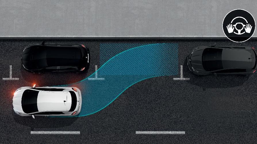Easy Park Assist (automatisch inparkeersysteem)