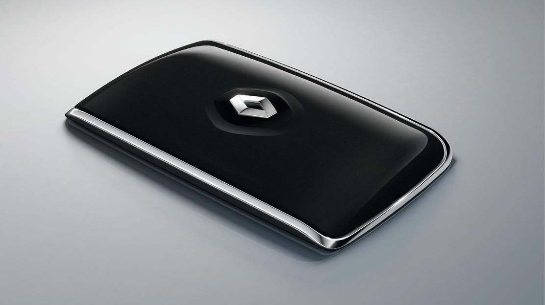 Hands-free karta Renault