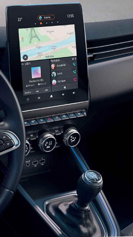 Multi-sense (3 nastavení celého vozu, ambientní osvětlení interiéru)