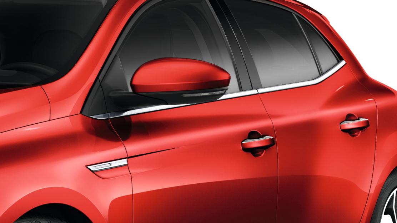 Elektrisch verstelbare en verwarmbare buitenspiegels (bestuurderskant asferisch)