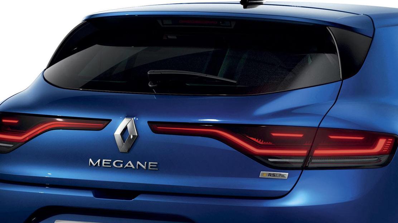 Eleron specific Renault Sport