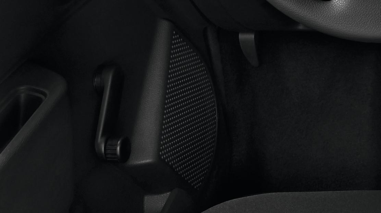 Radiovoorbereiding incl bekabeling speakers dashboard (excl speakers)