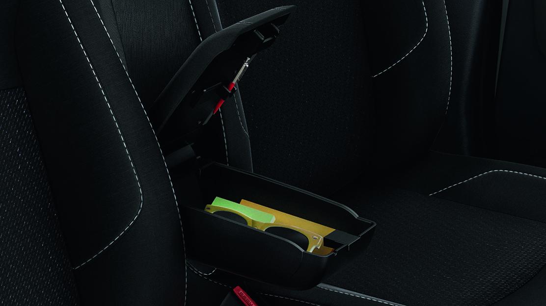 Naslon za roko na voznikovem sedežu