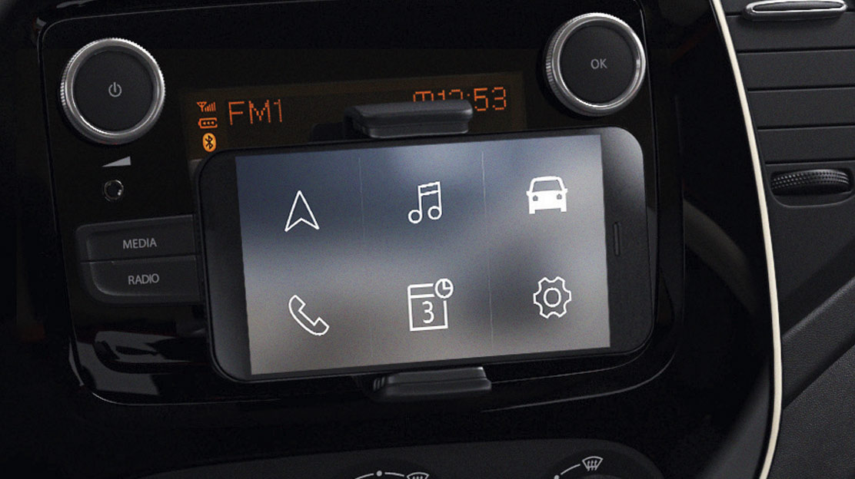Radio Connect R&Go, conexiune Bluetooth, priza USB si Jack, 4 difuzoare