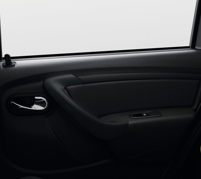 Electric rear windows