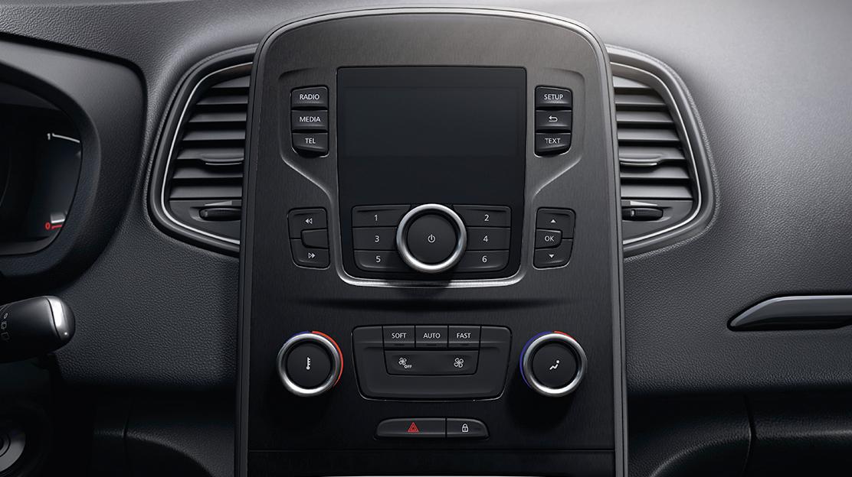 Radio Classic 4.2'' DAB+, 4 haut-parleurs, AUX et USB, Bluetooth®