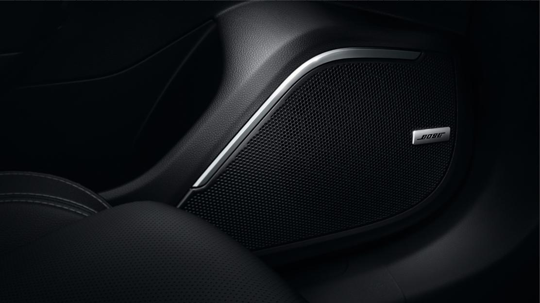 """Bose Sound System avec écran couleur tactile 8,7"""" : 7 HP + 1 subwoofer + amplificateur numérique"""
