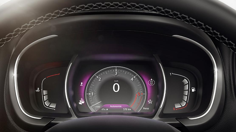 Indicador de mudança de velocidade