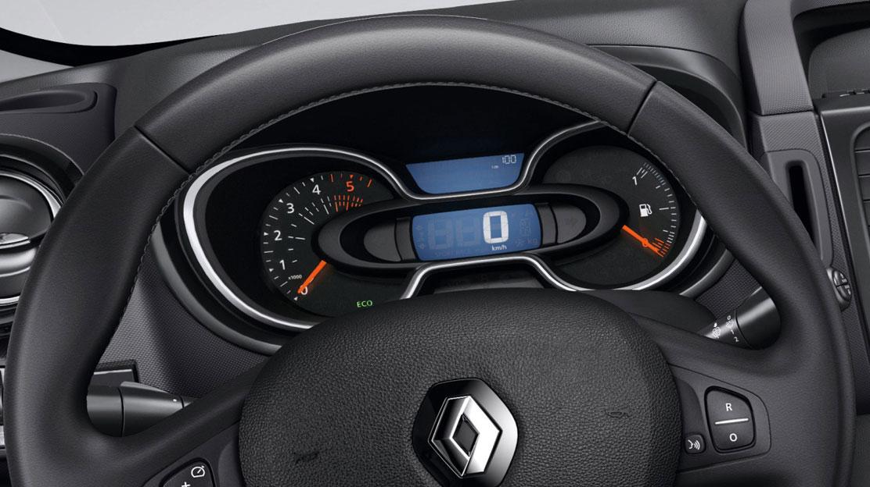 Előre felprogramozott sebességkorlátozó 100km/h