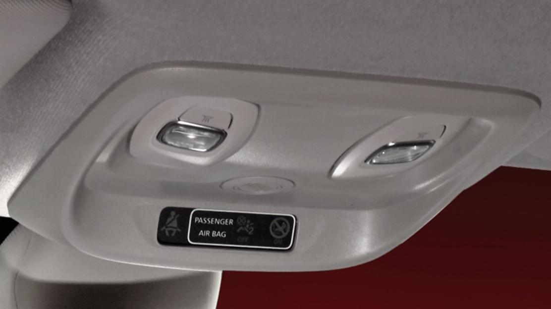 Interior rear LED light