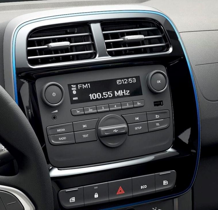 R-Plug & Music (radio DAB, Bluetooth, USB/jack, 2 głośniki z przodu)