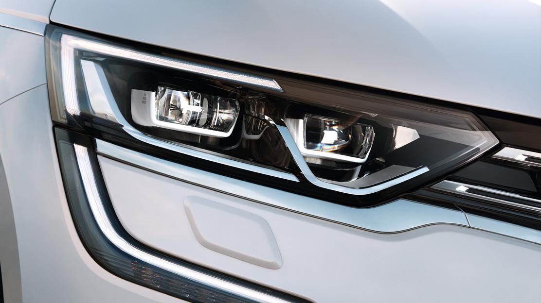 światła do jazdy dziennej LED
