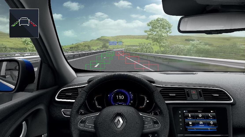 Sustav LDW - sustav upozorenja o nenamjernoj promjeni prometne trake