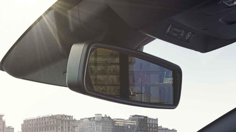 Електрохромно огледало за задно виждане
