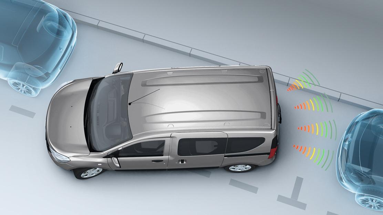 Parkirni senzorji zadaj + kamera za vzvratno vožnjo