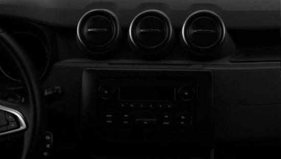 Bluetooth®²,Radio DAB+, stuurwielbediening, USB- en 3,5 mm Jack aansluiting