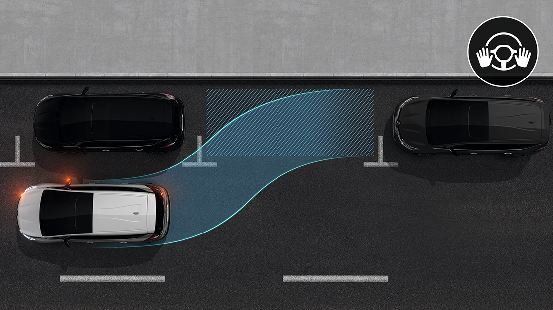 Sistema de ajuda ao estacionamento Advanced Park Assist