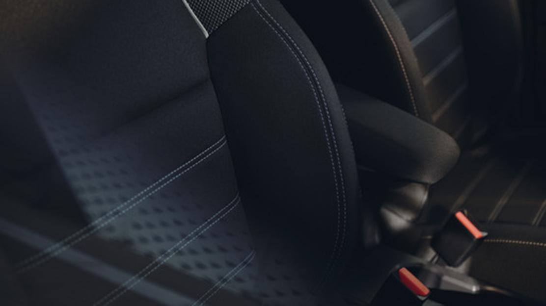 Alerta olvido de cinturon de seguridad delantero y trasero