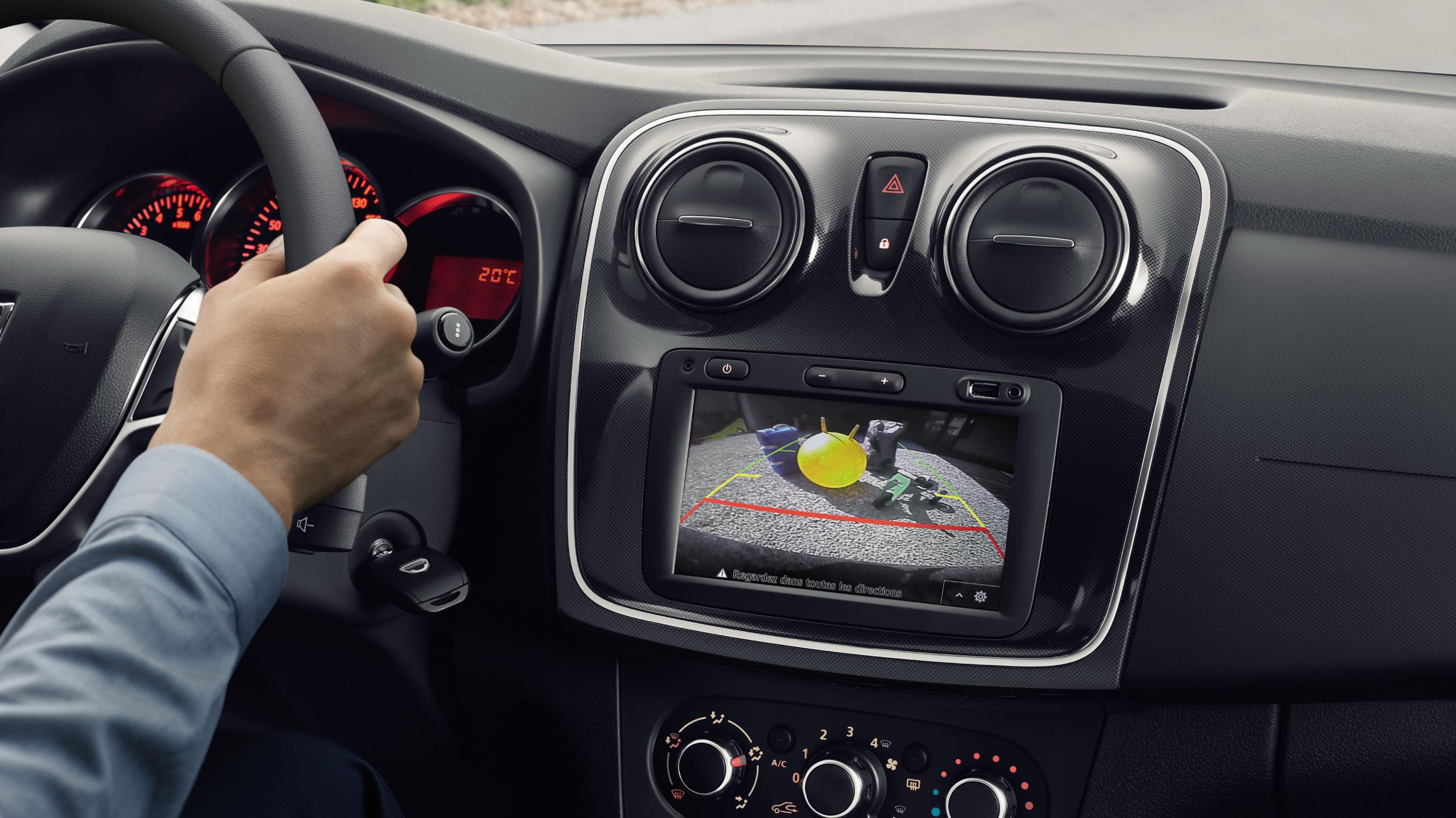 Pack Prestige Camera (Android Auto & Apple Carplay)