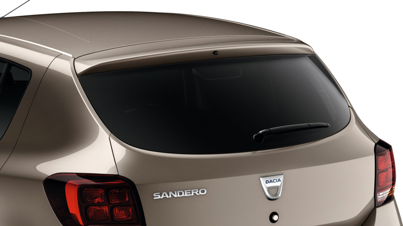 Heated rear windscreen