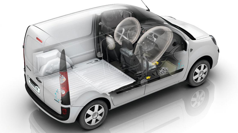 Airbag laterali torace anteriori