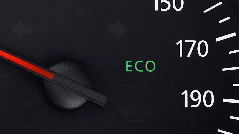 Eco-Mode zur Reichweitenoptimierung