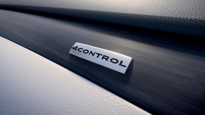 4CONTROL (4 Rodas Direcionais)