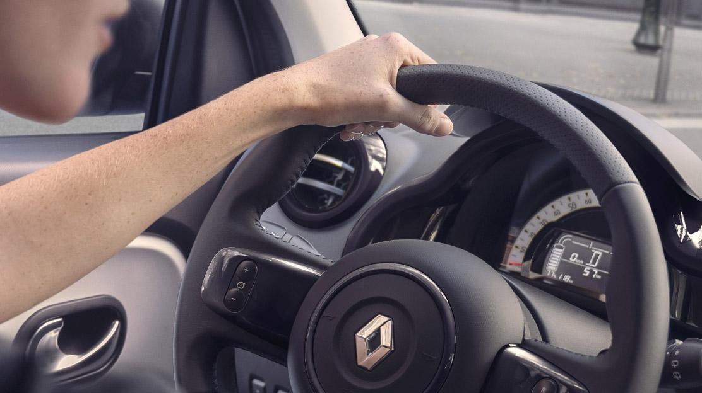 Alerte ceintures de sécurité conducteur et passager