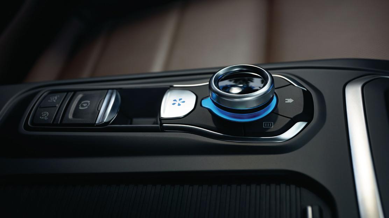 Renault Multi-Sense (5 modos de conducción)