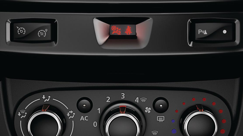 Alarme d'oubli pour ceinture conducteur non bouclée
