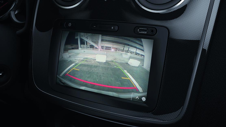 Parkirni senzorji zadaj + kamera