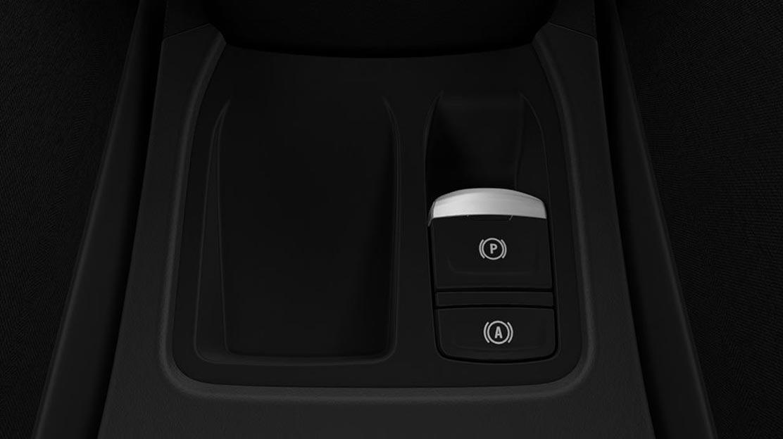 Elektronische Parkbremse mit Auto-hold Funktion