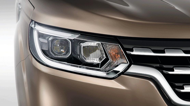 Full-LED-Scheinwerfer inkl. LED-Tagfahrlicht