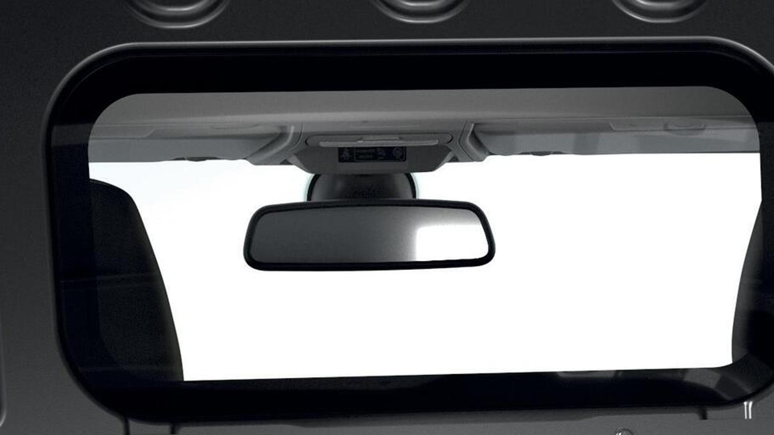 Specchietto retrovisore automatico