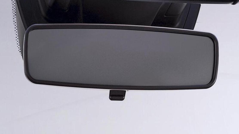 Vnútorné spätné zrkadlo s manuálniu clonou