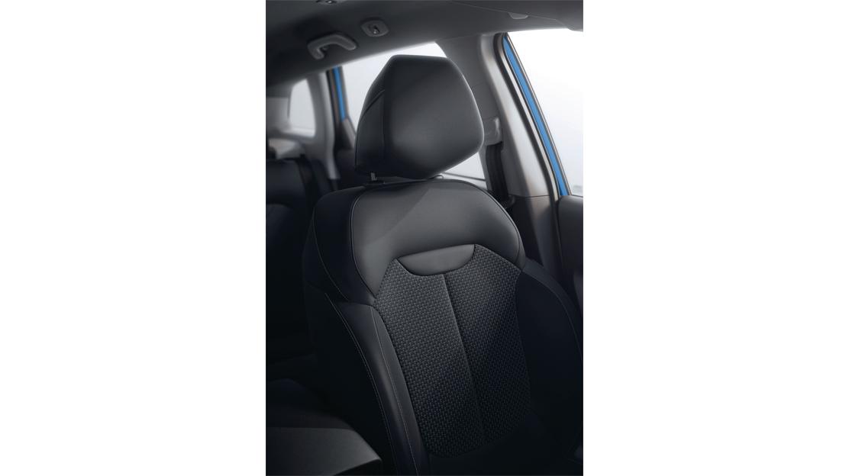 Cinturón seguridad conductor ajustable en altura