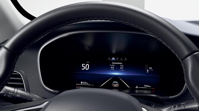 cyfrowy wyświetlacz wskaźników i zegarów 10
