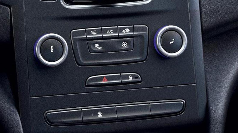 Handbediende airconditioning