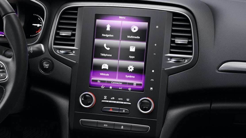 "Radio-Navigationssystem R-Link 2, 8,7"" Touch, integr. TomTom LIVE Nav., Europa Kartenm. Ohne DAB."