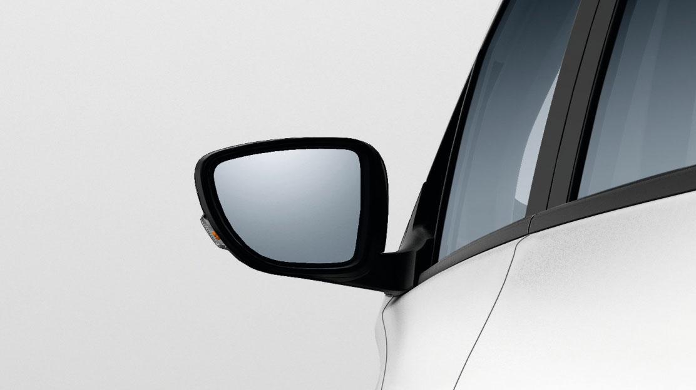 Elektromosan állítható visszapillantó tükör