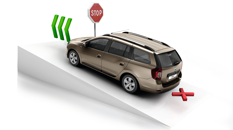 Sistem za nadzor stabilnosti vozila (ESP) + Sistem za pomoć prilikom kretanja na uzbrdici (HSA)