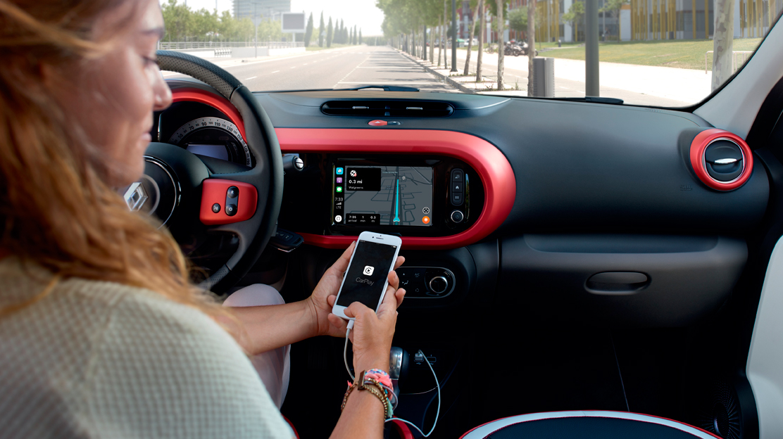 Compatibilidad Android Auto & Apple CarPlay